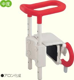 安寿高さ調節付浴槽手すりUST-130