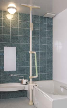 浴室用手すりコメットFB
