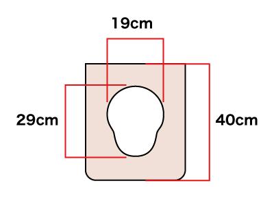 安寿 家具調トイレコンパクト