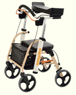 前腕支持型歩行車 REHAMO(リハモ) NR-8A-TA